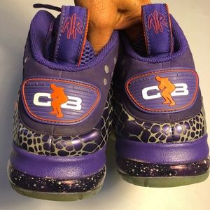 dba7df4f467 Nike Shoes - NIKE Charles Barkley Posite Max Suns purple 10